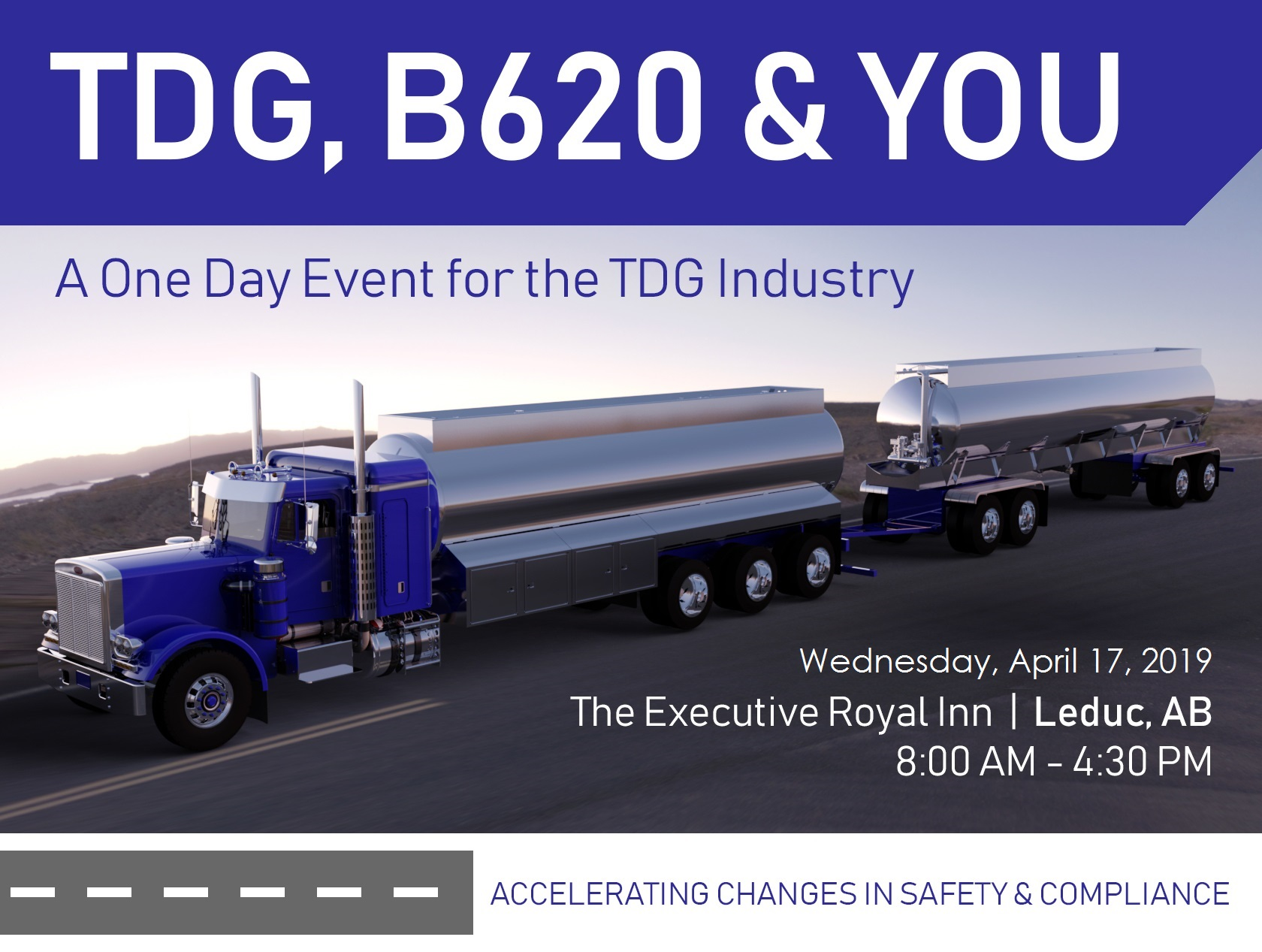 TDG, B620 & You event invitation